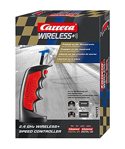 Carrera - 20010111 - Accessoire Pour Radio Commandes - Poignée Sans Fil 2,4 Ghz Pour Dig 124/132