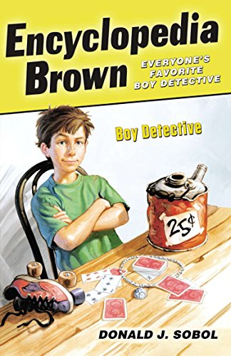 Encyclopedia Brown, Boy Detectiveの詳細を見る