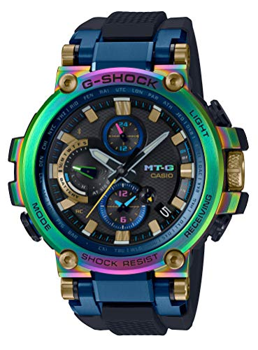 [カシオ] 腕時計 ジーショック MT-G Bluetooth 搭載 電波ソーラー MTG-B1000RB-2AJR メンズ