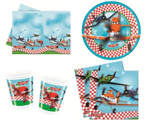 Disney Planes Lot de vaisselle j...