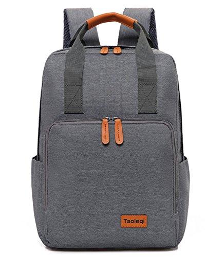 beibao shop Backpack Sacs à Dos pour Ordinateur Portable Homme Épaule et Dos portatifs Extérieur Escalade Multi-Fonctionnel Sac à Dos d'ordinateur, Gray