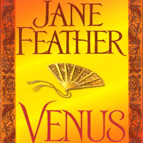 Venus audiobook cover art