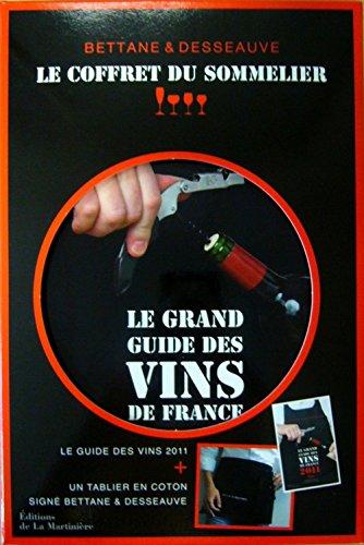 Le coffret du sommelier : Le grand guide des vins de France