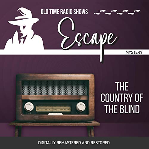 Escape: The Country of the Blind audiobook cover art