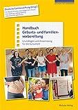 Handbuch Geburts- und Familienvorbereitung. Grundlagen und Anwendung für die Kursarbeit (Bücher für Hebammen)