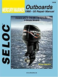 Best mercury 50 hp outboard service manual Reviews