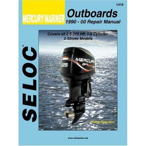 1997 yamaha 40 hp outboard service repair manuals