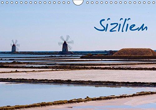 Sizilien (Wandkalender 2019 DIN A4 quer): In herrlichen Fotografien kommt die ganze Lebensfreude und Kultur Siziliens zur Geltung (Monatskalender, 14 Seiten ) (CALVENDO Orte)