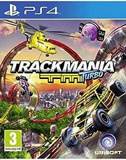 TRACKMANIA TURBO Básico [PlayStation 4] vídeo juego