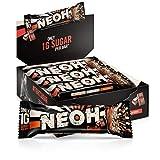 NEOH Lowcarb Protein Riegel Schokolade | 1g Zucker / 94 kcal / 32% Protein pro Riegel | Ohne...