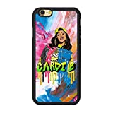 Cardi B Phone Case for iPhone 7 Case for Iphone8 Case TPU Protective Phone Case for Apple Compatible iPhone 7 Case Compatible iPhone 8