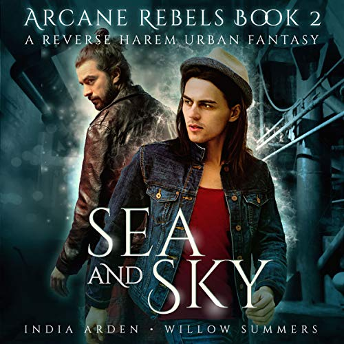 Sea and Sky audiobook cover art