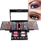 BrilliantDay 180 color paleta de sombra de ojos Blush Corrector Kit Belleza maquillaje Set