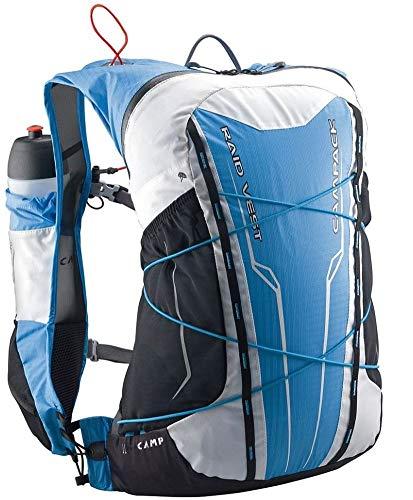 CAMP Zaino Trail Running Raid Vest 20, Blu, S