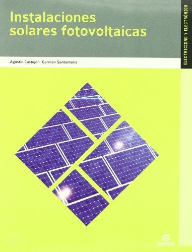 Instalaciones solares fotovoltaicas (Ciclos Formativos)