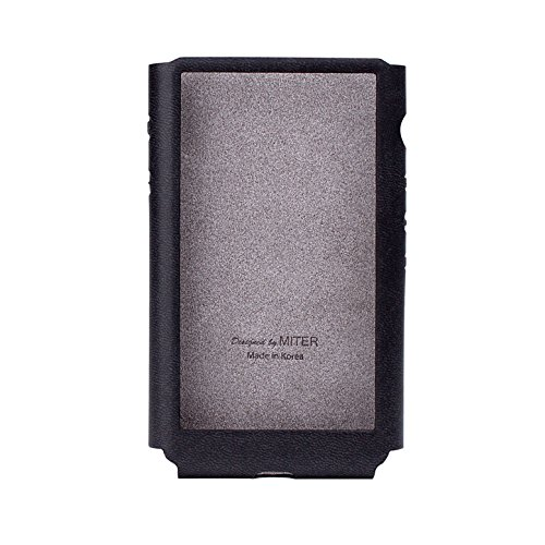 MITER Case Funda Cover Carcasa para Hiby R6, hecha a mano de MITER [patentada funda de soporte] hiby r6