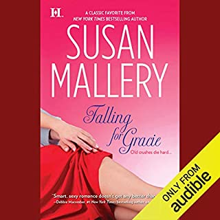 Falling for Gracie audiobook cover art