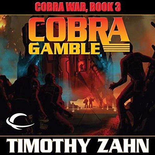 Cobra Gamble audiobook cover art