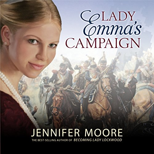 Lady Emma's Campaign audiobook cover art