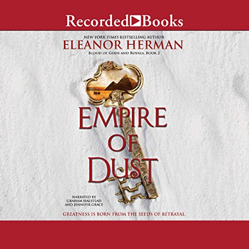 Empire of Dust audiobook cover art