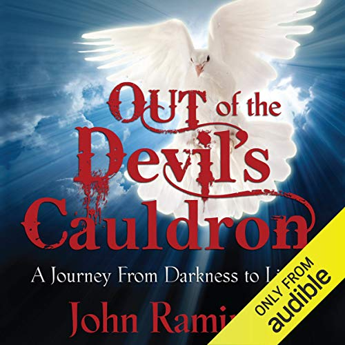 Out of the Devil's Cauldron audiobook cover art