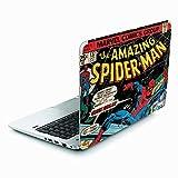 Skinit Decal Laptop Skin for Envy TouchSmart 15.6in - Officially Licensed Marvel/Disney Marvel Comics Spiderman Design
