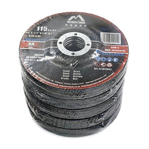 Merryland 115 X 3.0 Expert-line Cutting Disc Steel Metal Iron 25PCS