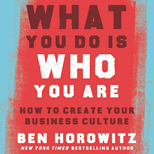 Page de couverture de What You Do Is Who You Are