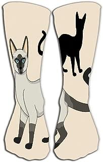 Compression Socks Women Knee high or Men - Best Stockings for Running, Medical,19.7
