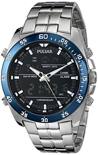 Pulsar Men's PW6013 Analog Display Japanese...
