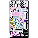 Barbie Look completo Moda: Hello Kitty - Falda de color arcoíris