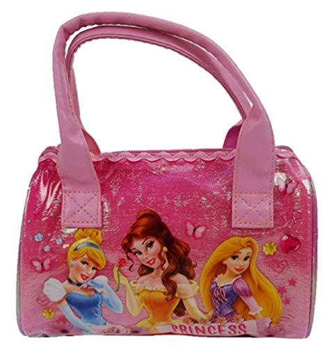 Disney Princess - Equipaje de Mano, 3 litros, Color Rosa