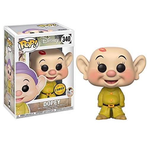 BLANCHE NEIGE Disney Snow White Happy Vinyl Figure 10cm Funko POP