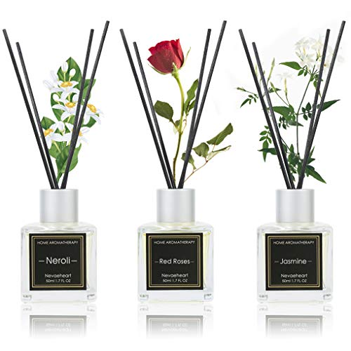 NEVAEHEART Reed Diffuser Set of 3