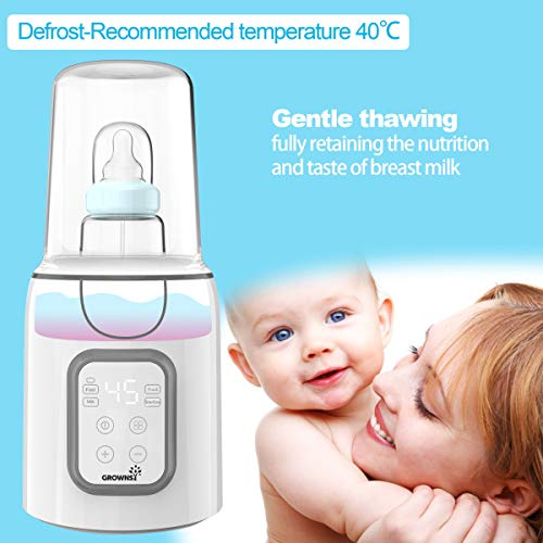 Bottle Warmer,5-in-1Fast Baby Food Heater