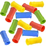 ArtCreativity Siren Whistles for Kids - Pack of 25, Durable Plastic Siren Noise Maker Party Whistles, Bright Assorted Colors, Birthday Party Favors, Goodie Bag Fillers, Treasure Box Prizes