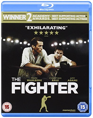 MOMENTUM PICTURES The Fighter [BLU-RAY]