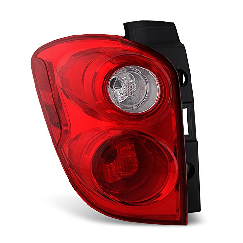 ACANII - For 2010-2015 Chevy Equinox Replacement Rear Replacement Tail Light - Driver Side Only