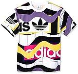 adidas Catalog Print T-Shirt Vario da Uomo FM1553