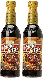 Mama Sitas Barbecue Marinade - 11.83 fl. oz (Pack of 2)