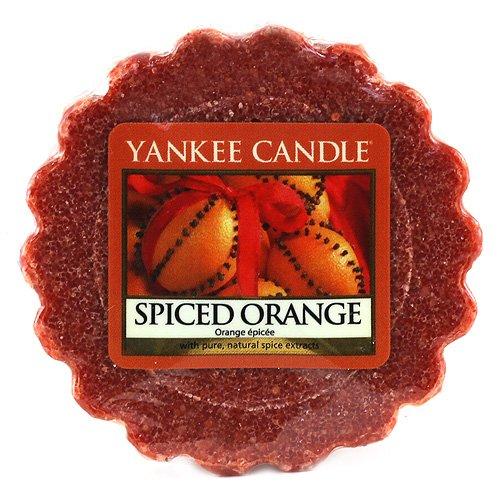 Yankee Candle Kryddorange (kryddor doftande vaxstörningar smälta, vax, tvilling