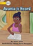Avania is Heard