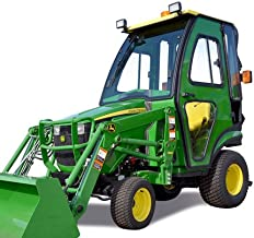 Curtis Cabs Hard Sided Cab for John Deere 1023 1025 1026