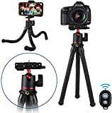 Best Mini Smartphones - Adjustable Mini Tripod, BKEJOY FlexibleTripod Mobile Phone Tripod Review