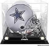 Dallas Cowboys Helmet Display Case - Football Helmet Logo Display Cases