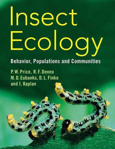 Insect Ecology Paperback