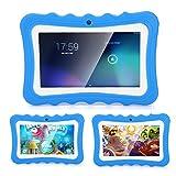 Tablet, Tableta para niños WiFi Quad-Core de 7 Pulgadas, resolución 1024 * 600, Memoria 1 +...