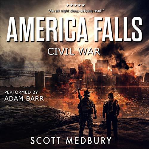 Civil War audiobook cover art