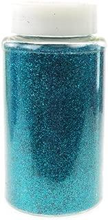 Ben Collection 1-Pound Glitter Powder Bottle Art Craft (Turquoise)