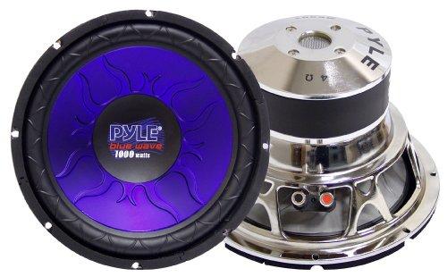 Pyle DVC1000W 10'' 1000 Watt DVC Subwoofer